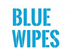BLUE WIPES